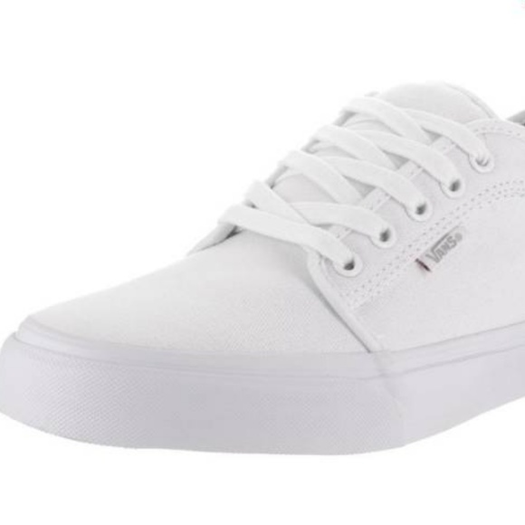 f11752c9f29111 Vans Chukka Low White Ultracush Skate Shoes Men s.  M 5b7c82f5fe515196bd88efb4
